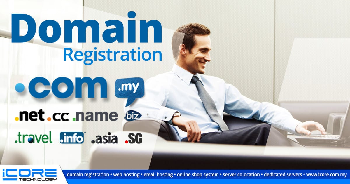 iCore Domain Registration